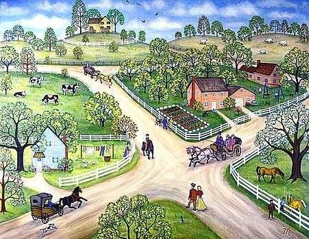 Linda Mears - A Ride in the Country
