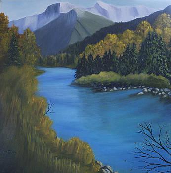 A River Runs Through It by Joanne Giesbrecht