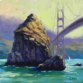 A Rock by Ningning Li