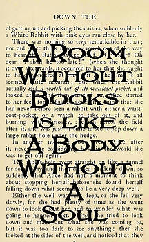 A Room Without Books by CM Ralph