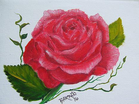 A Rose For You by Gloria E Barreto-Rodriguez