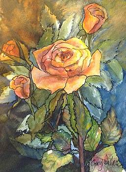 A Rose Without Thorns by Cheryl Wallace