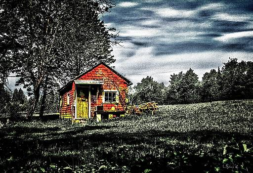 A Ruskin Shed by Bill Linn