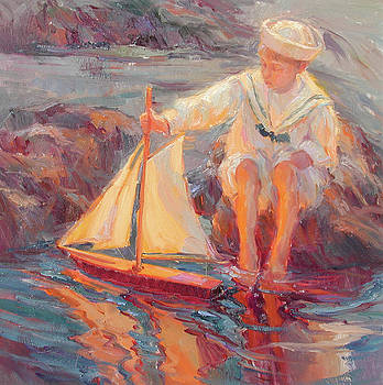 A Sailor's Delight by Diane Leonard