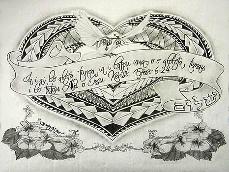 A Samoan Blessing by Kristy Mao