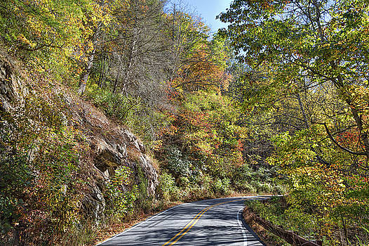 A Scenic Highway by John M Bailey