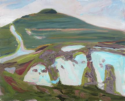 A Scytian mound by Yana Poklad