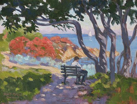 A Shady Spot By the Sea by Rhett Regina Owings