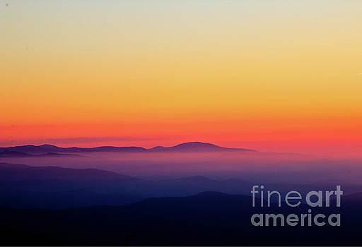 A Simple Sunrise by Douglas Stucky