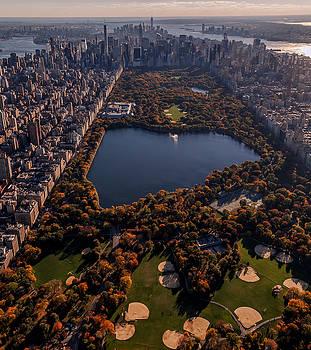 A Slice Of New York City  by Anthony Fields