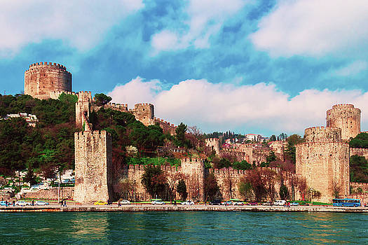 a small fortress, which was built on one of the shores of the Bosphorus by the order of Ottoman Sult by George Westermak