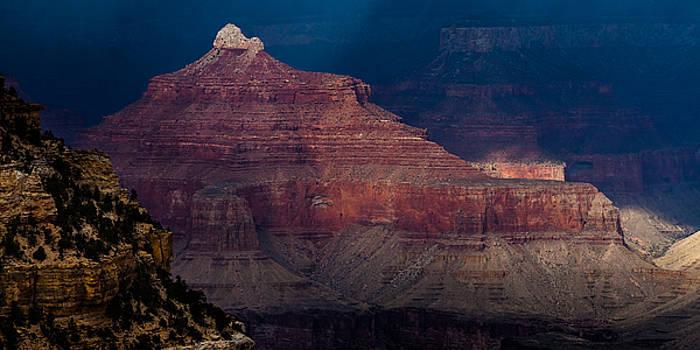 A Small Peak by Ed Gleichman