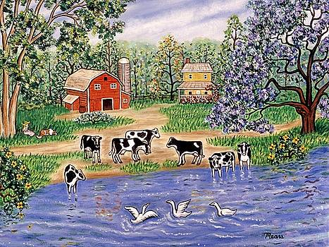 Linda Mears - A Spring Afternoon