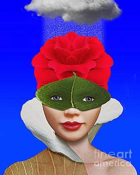 A Spring Goddess by Keith Dillon
