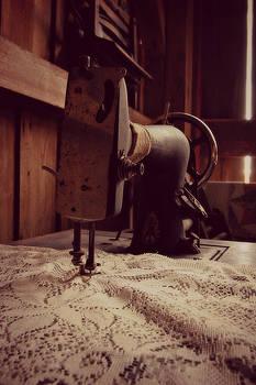 A Stitch in Time by Amy Schauland
