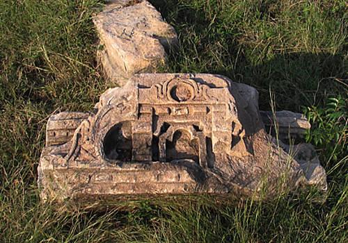 A Stone Art by Arvind T Akki
