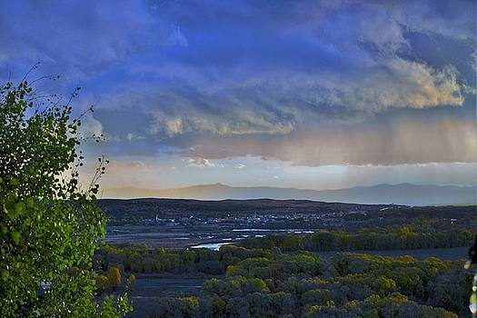 A Storm Is Coming by Wanda J King