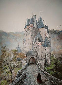 A story at Eltz Castle by Sorin Apostolescu
