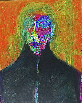 A Stranger by Judith Redman
