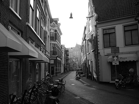 A Street in Haarlem by Zachary Baty