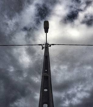 A street lamp  by Dirk Jung