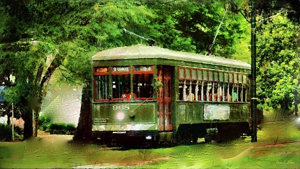 A Streetcar named New Orleans by Brian Lukas
