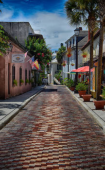 A Stroll in St Augustine by Tricia Marchlik