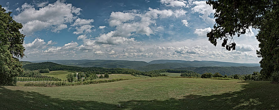 A Summer Day in PA by Guy Whiteley