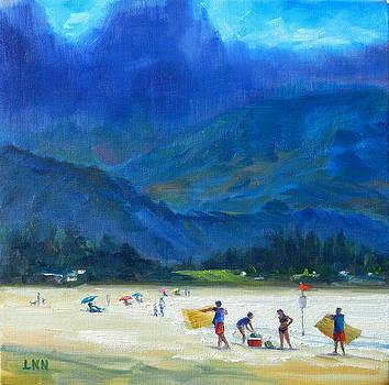 A Summer Day by Ningning Li
