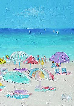 Jan Matson - A Summer Paradise