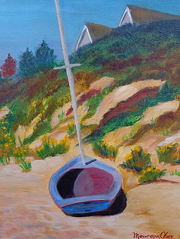 A Summer Sail by Maureen Obey
