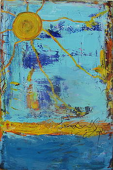 A sunny day by Francine Ethier