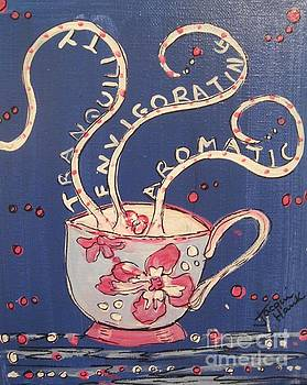 A Sweet Cup of Tea by Jacqui Hawk