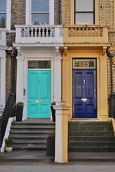 A Tale of Two Doors by Steffani Cameron