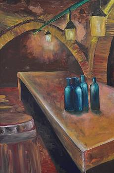 A Tavern for Wine by Alex Spinello