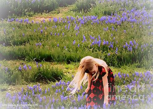 Tami Quigley - A Touch Of Bluebells