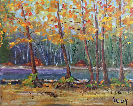 A Touch of Fall by Linda Hiller