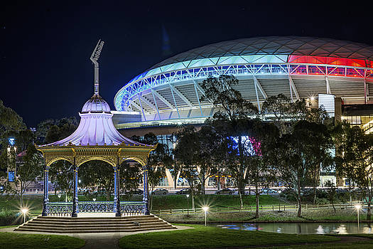 A Tribute from Adelaide by Ray Warren