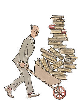 Richard Reeve - A Trip to the Library