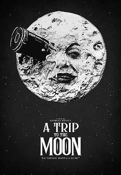 A Trip to the Moon by Taylan Apukovska