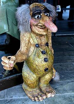 A Troll in Bergen by Laurel Talabere