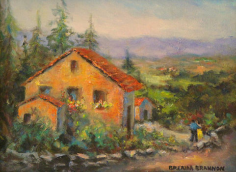 A Tuscan Family by Brenda Brannon