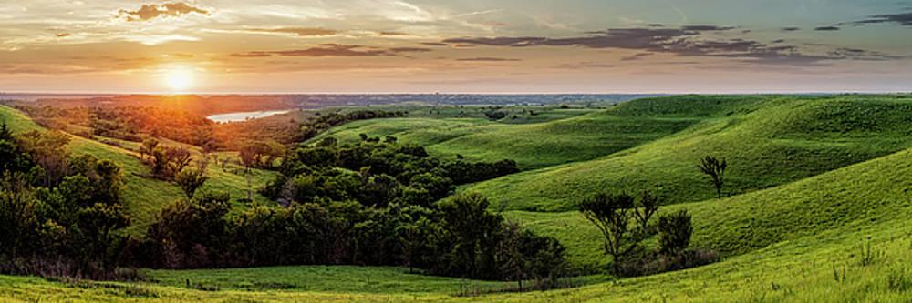 Scott Bean - A View from a Favorite Spot
