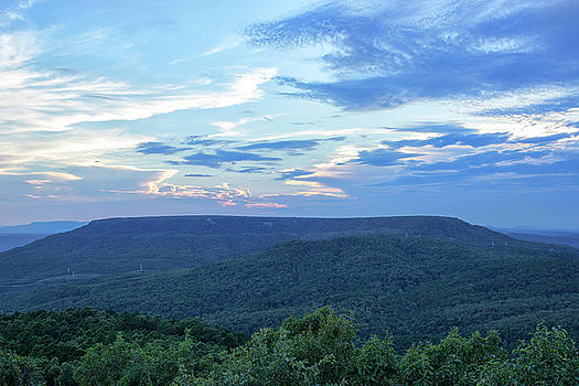 A View From Mount Nebo by Tammy Chesney