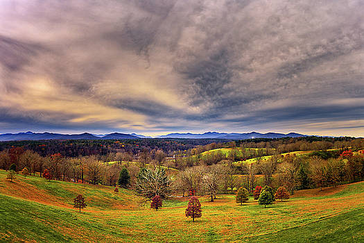 A view from the Biltmore by Robert FERD Frank