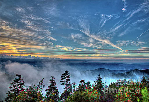 A View From The Top by Douglas Stucky