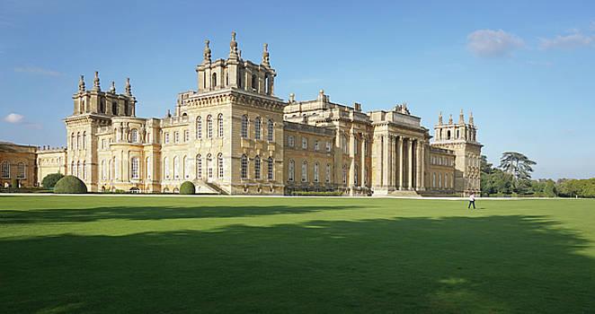 A View of Blenheim Palace by Joe Winkler