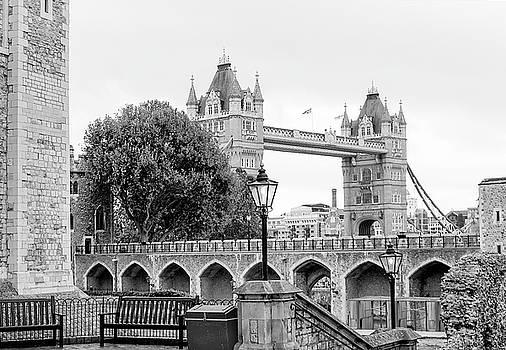 A View of Tower Bridge by Joe Winkler