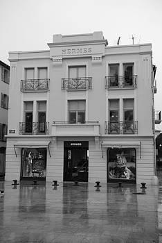 A view on Hermes Saint Tropez by Tom Vandenhende