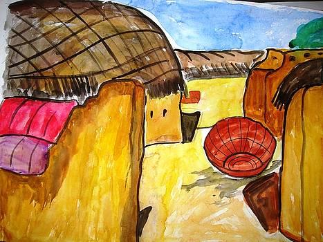 A Village by Sonali Singh